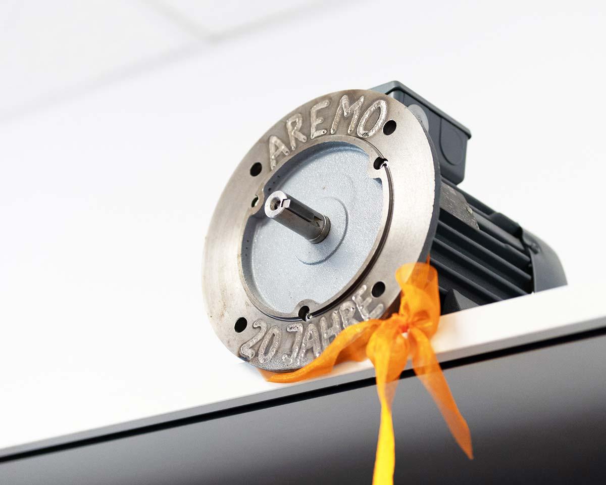 AREMO Motoren - 20 Jahre