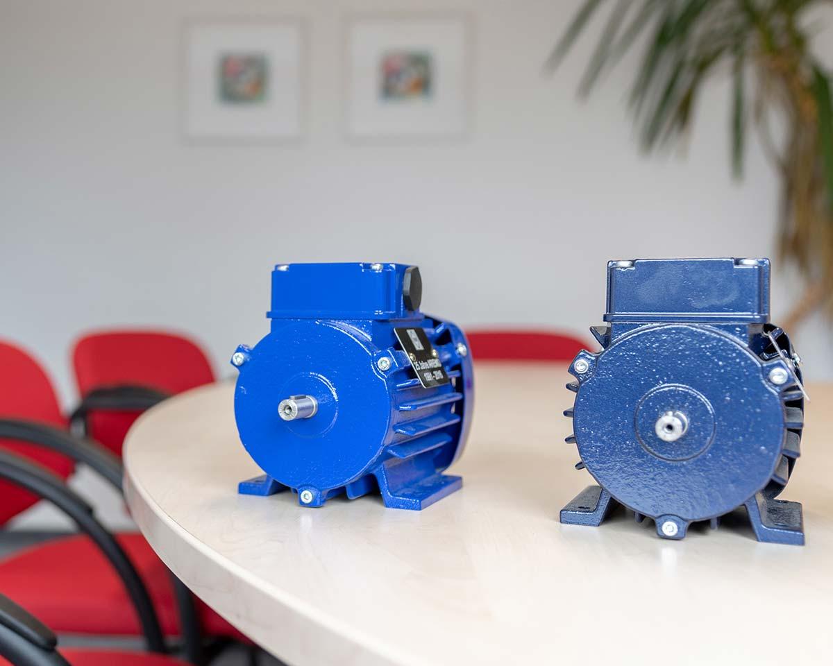 AREMO Motoren - Konferenzraum