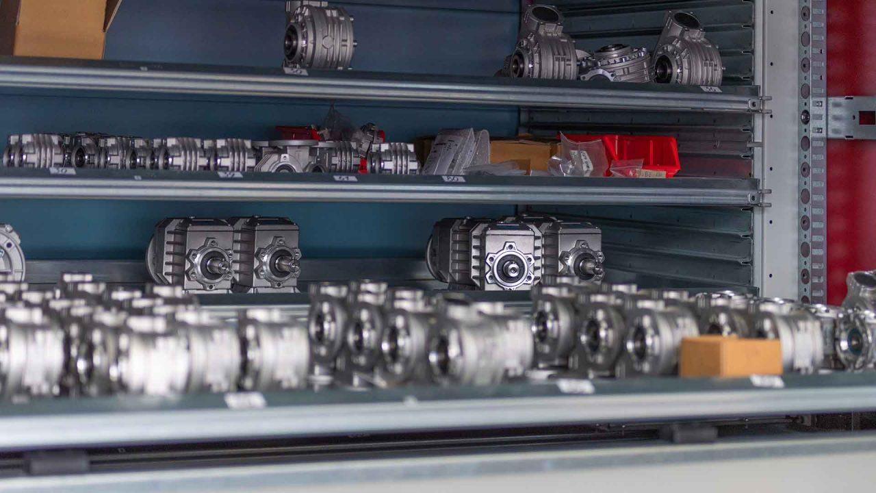 AREMO Motoren - Lager